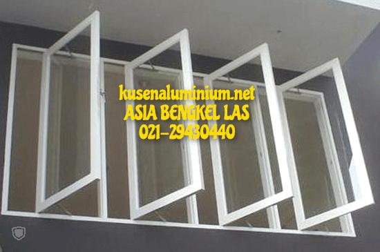 Harga Jendela Aluminium Sliding Per Meter Alexindo dan YKK Jakarta