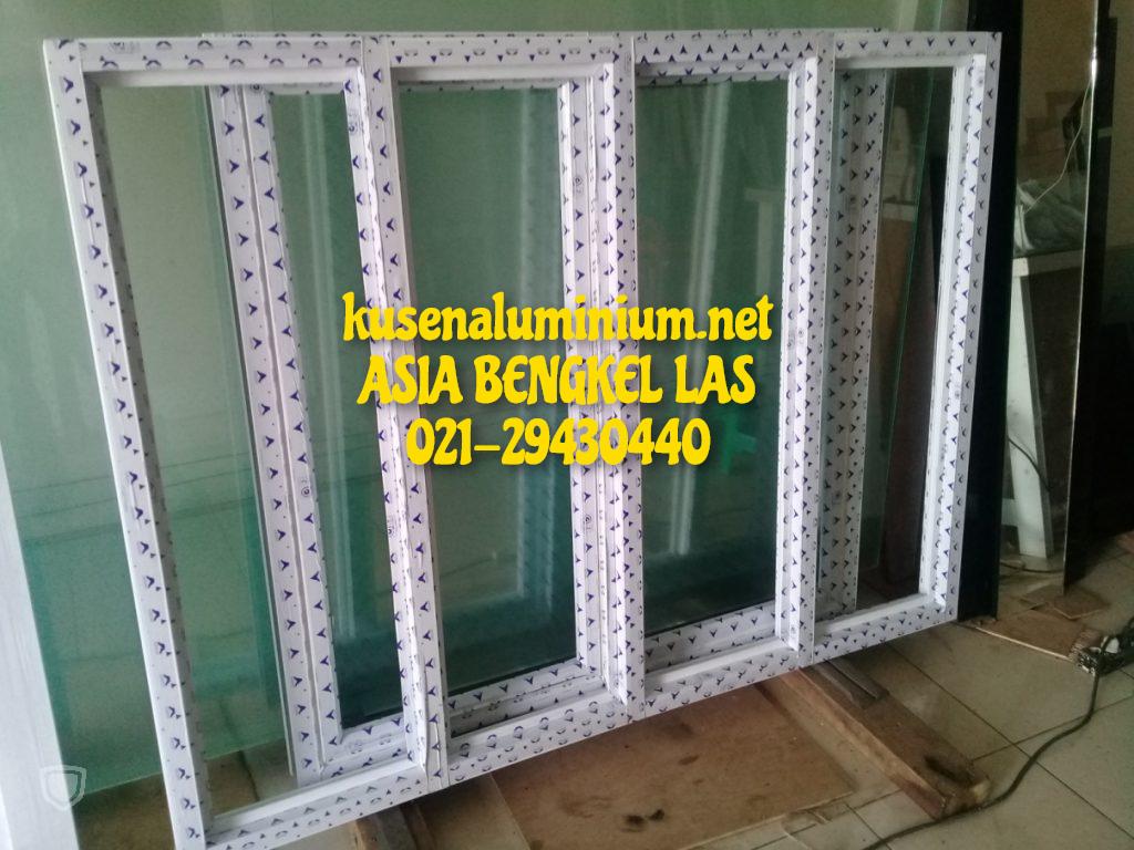 Jual Jendela Aluminium Geser Per Meter Alexindo Dan Ykk Jakarta