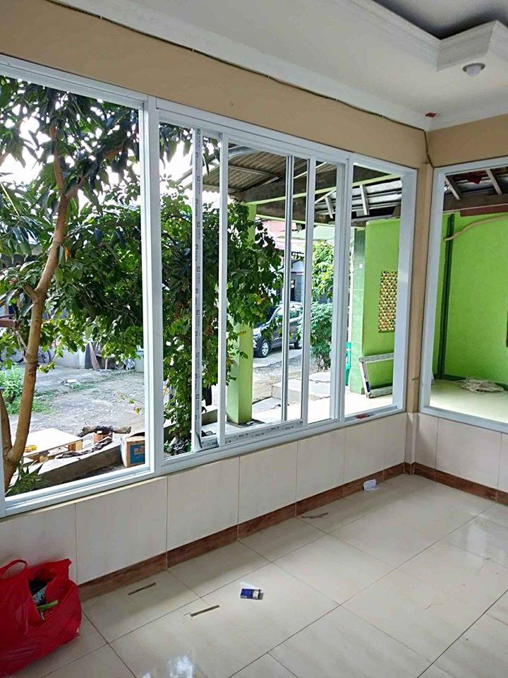 Harga Pintu Aluminium Sliding Tangerang Depok
