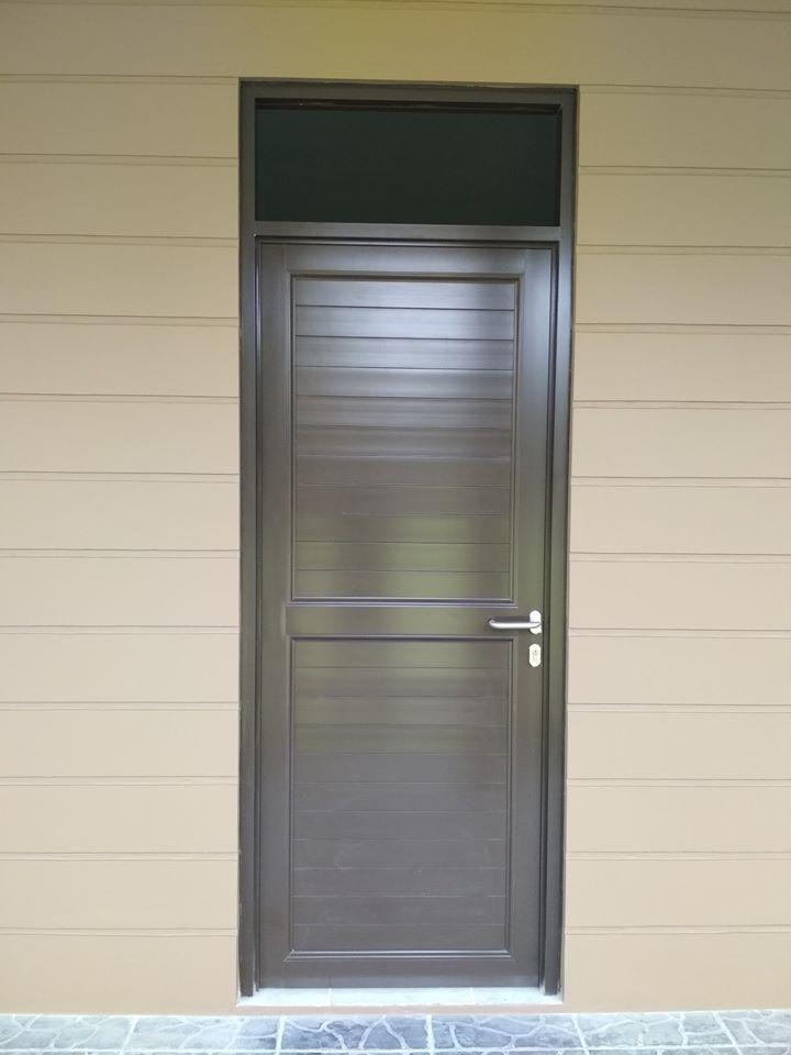 Harga Pintu Aluminium Expanda Per Unit Sudah Jadi Kusen Pintu Aluminium