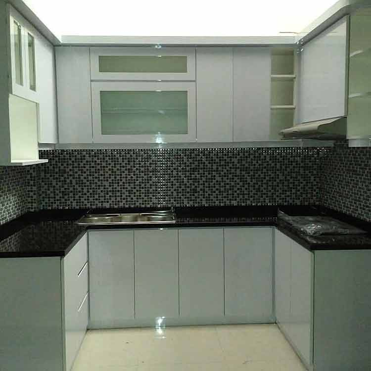Jual Kitchen Set Aluminium Per Meter