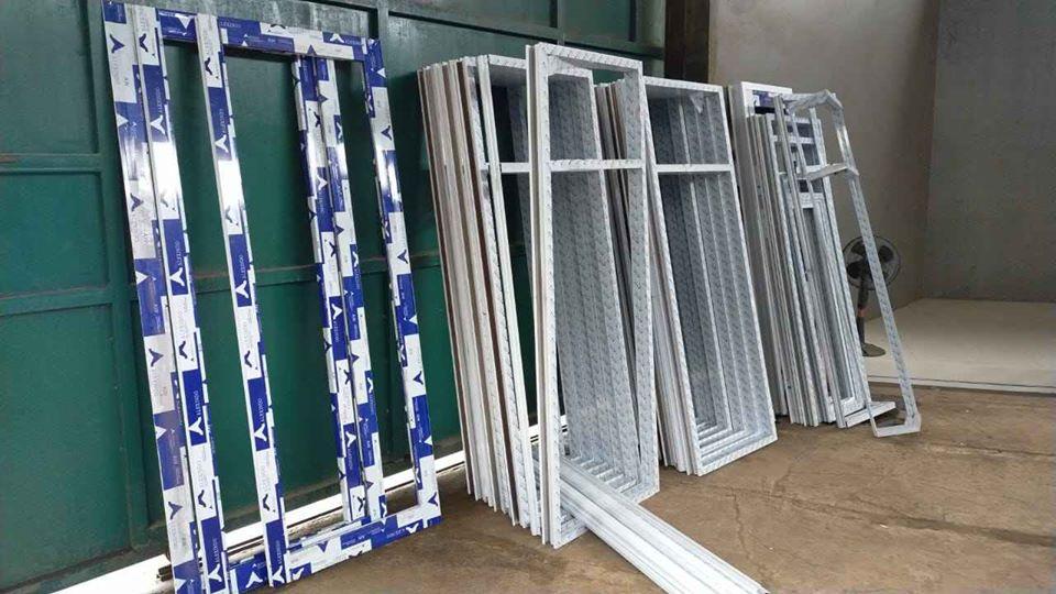 Harga Pintu Aluminium Geser Per Unit Sudah Jadi