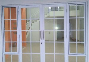 Pintu kaca dobel + 2 unit jendela | Shopee Indonesia